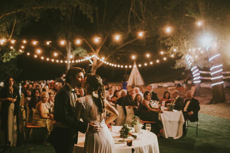 Boda Jose & Alessandra, una boda muy campestre en plena sierra de Huelva
