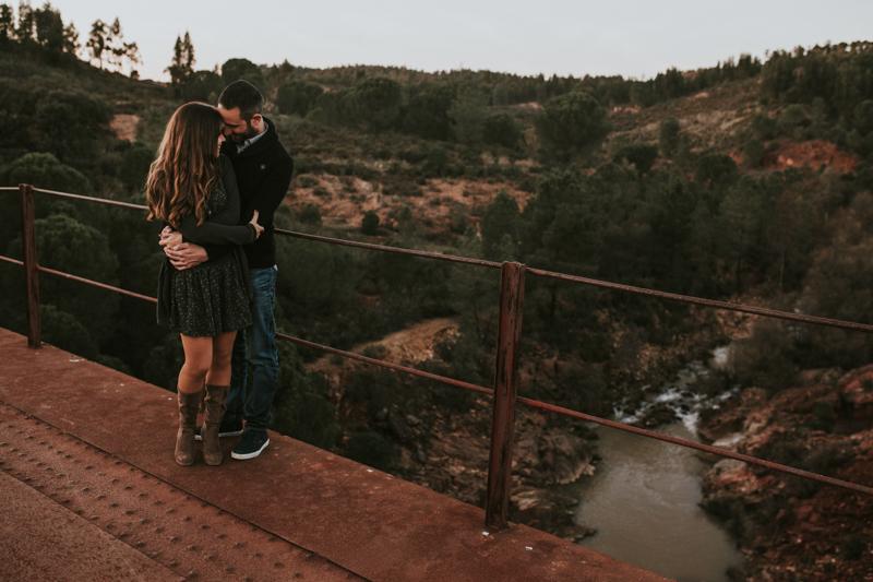 Preboda Carlos & Maria en la Sierra de Huelva